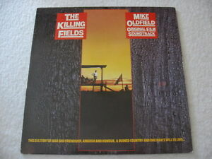 MIKE OLDFIELD THE KILLING FIELDS O.S.T. LP Like New Come Nuovo Virgin 1984 Italy - Italia - MIKE OLDFIELD THE KILLING FIELDS O.S.T. LP Like New Come Nuovo Virgin 1984 Italy - Italia