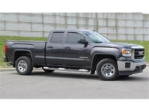 2014 GMC Sierra 1500 4WD|V6|Assist Steps|Tonneau Cover|Bedliner Peterborough Peterborough Area image 6