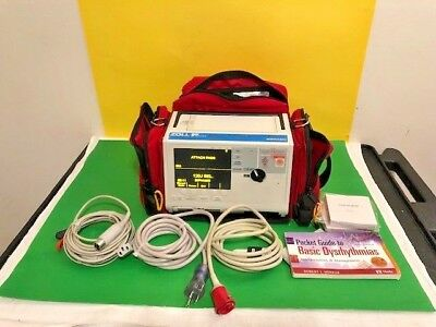 Zoll M Series Biphasic 200 Joules Max Defib Monitor Medical 6231