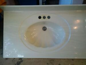 Integrated Sink / Countertop