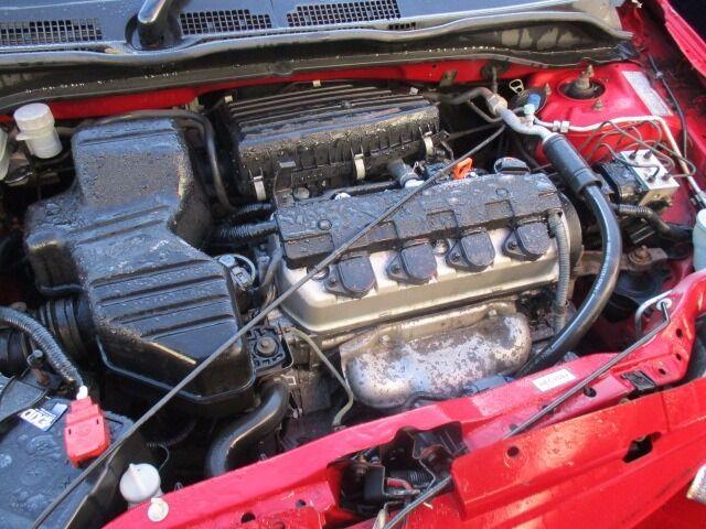 honda civic 1 6 se 2002 engine for sale engine codes d16v1 d16w7 in halesowen west. Black Bedroom Furniture Sets. Home Design Ideas