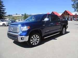 2014 Toyota Tundra Crewmax Limited Loaded Navi Warranty