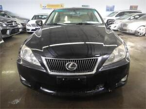 2009 Lexus IS 250 IS 250 AWD,NO ACCIDENT,MINT CONDITION