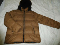 Genuine Moncler jacket for men, real down size 3