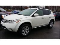 2007 Murano AWD, BACK UP CAMERA, HEATED SEATS, ALLOYS Hamilton Ontario Preview