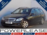 2009 59 MERCEDES-BENZ C CLASS 1.6 C180 KOMPRESSOR BLUEEFFICIENCY SE 5D AUTO 156