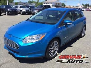 Ford Focus Electric Navigation MAGS ELECTRIC 2014