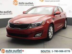 2015 Kia Optima EX, Push Start Button, Dual Climate Controls,