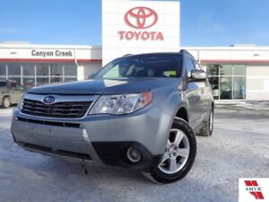 2010 Subaru Forester 2.5X AWD W/ SUNROOF AND 3M