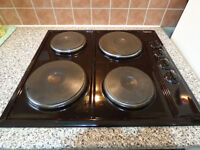 As new Hygena hob and cooker,.