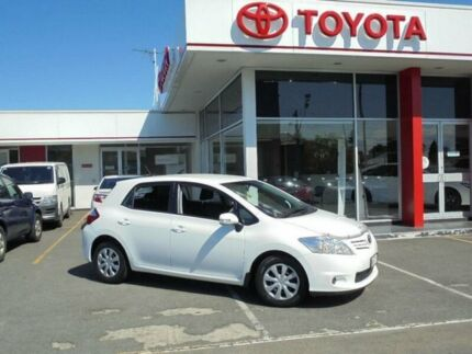 2011 Toyota Corolla ASCENT 1.8L PETROL AUTOMATIC HATCH Glacier White Automatic Hatchback Belmore Canterbury Area Preview