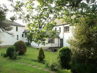 Spacious Studio Apartment with separate bathroom and kitchen: Dunsford, Teign Valley, near Exeter