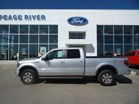 2011 Ford F-150 FX4 4x4 SuperCrew Cab 6.5 ft. box 157 in. WB