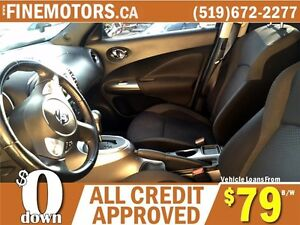 2011 NISSAN JUKE SV AWD * CAR LOANS FOR ALL CREDIT FROM $79 b/w London Ontario image 5