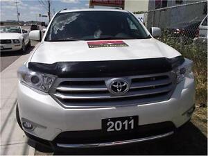 2011 Toyota Highlander**LEATHER*ACCIDENT FREE*3 YRS WARRANTY INC