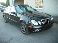 2008 MERCEDES E550 4MATIC