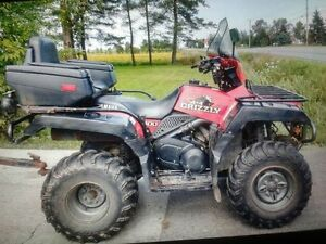 Used 1998 Yamaha grizzly