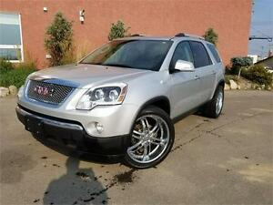 2012 GMC Acadia SLE2 AWD Remote Start Sunroof