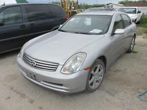 Used 2003 Infiniti Other