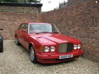 Bentley Mulsanne S 1989 Long MOT (not rolls Royce)