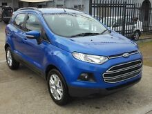 2014 Ford Ecosport BK Trend Blue 6 Speed Automatic Wagon Holroyd Parramatta Area Preview