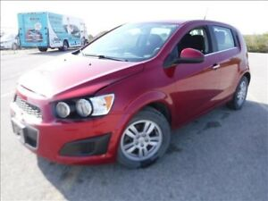 2014 Chevrolet Sonic LT *Low Price!