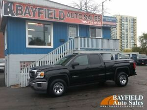 2014 GMC Sierra 1500 Double Cab 4x4 **5.3L V8/Power Group/Cruise