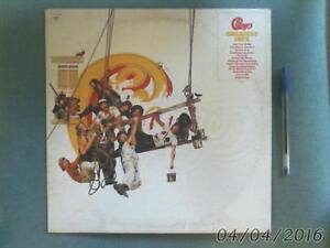 vintage VINYL LP-GREATEST HITS-Chicago 1975