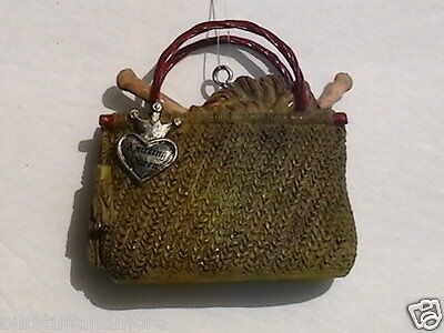 Midwest Tote - YEAR-ROUND Midwest-CBK Holiday Ornament/Knitting Queen Bag Tote