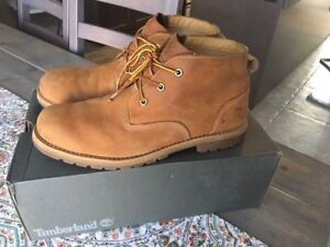Timberlands winter boots-  Good condition in original box