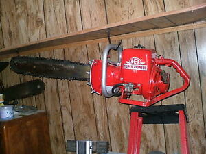 Wanted Pioneer P series chainsaws or IEL chainsaw Peterborough Peterborough Area image 7