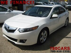 2009 Acura TSX Premium Sedan - 4 CYL - LEATHER - XENON LIGHTS