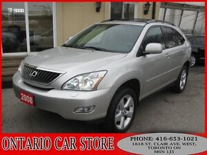 2008 Lexus RX 350 AWD LEATHER SUNROOF