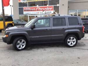 2015 Jeep Patriot LIMITED 4X4|LEATHER|NAVIGATION