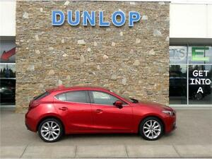 2014 Mazda Mazda3 GT-SKY Leather Sunroof Nice Sporty Car!!!