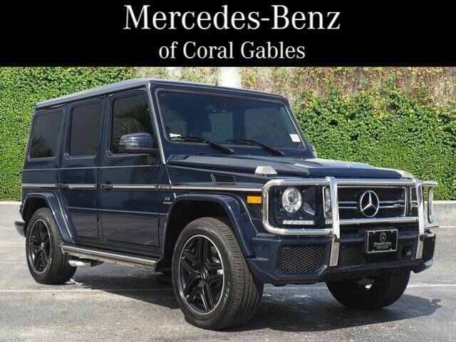 Image 1 Voiture American used Mercedes-Benz G-Class 2016