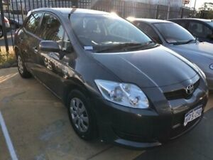 2008 Toyota Corolla ZRE152R Ascent Grey 4 Speed Automatic Hatchback St James Victoria Park Area Preview