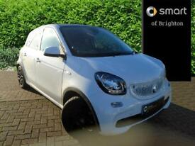 smart forfour EDITION WHITE T (white) 2016-09-23