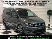 2016 66 Volkswagen Caddy Maxi DSG Automatic Highline 2.0TDI 102PS Eu6