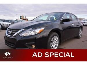 2016 Nissan Altima 2.5 S Internet Special was $27198 Now $23988