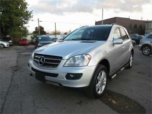2008 Mercedes-Benz ML350 4MATIC - Ht Leather|B/tth -Excellent