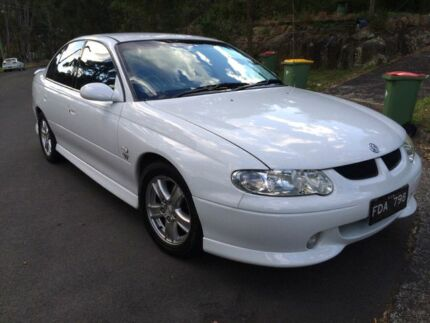 HOLDEN COMMODORE VX S PACK SUPERCHARGED  Woy Woy Gosford Area Preview