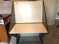 modelling freestanding table for sale