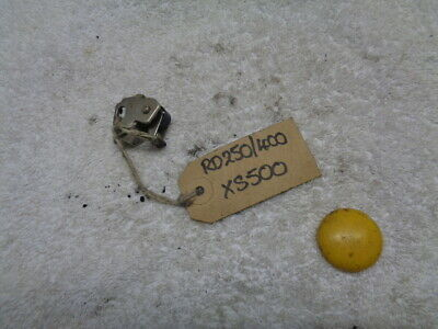 NOS <em>YAMAHA</em> RD250 RD400 XS500 CONTACT BREAKER POINTS ONE ITEM