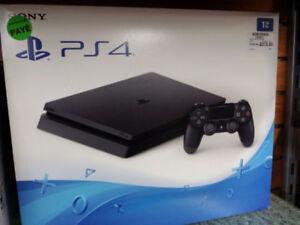 Playstation 4 édition slim ( u035984 )