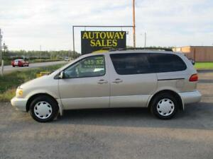 2000 Toyota Sienna LE 3.0L Automatic