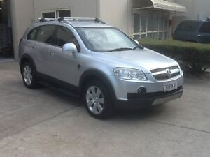2008 Holden Captiva CG MY08 LX (4x4) Silver 5 Speed Automatic Wagon Buderim Maroochydore Area Preview
