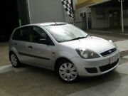 2006 Ford Fiesta WQ LX Silver 4 Speed Automatic Hatchback Moorooka Brisbane South West Preview