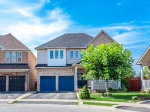 GORGEOUS 4Bedroom Detached House in BRAMPTON $890,000ONLY