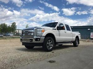 2011 Ford F-250 Lariat FX4 4x4 ~ Heated/Cooled Leather $205 B/W
